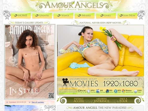 Amour Angels Giropay