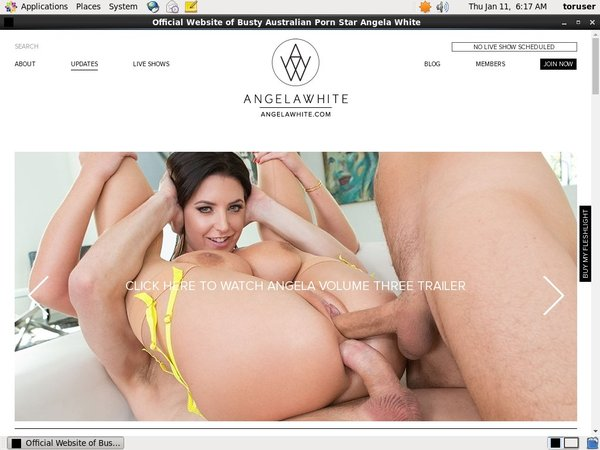 Angela White Discount Deal