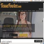 Get Tessa Fowler Password