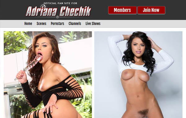 How To Join Adriana Chechik For Free