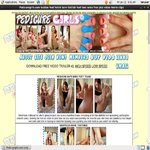 Pedicure Girls User Name Password