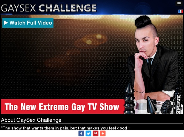 Where To Get Free Gay Sex Challenge Account
