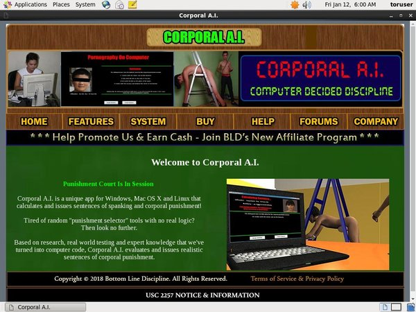 How To Get A Free Corporal A.I. Account