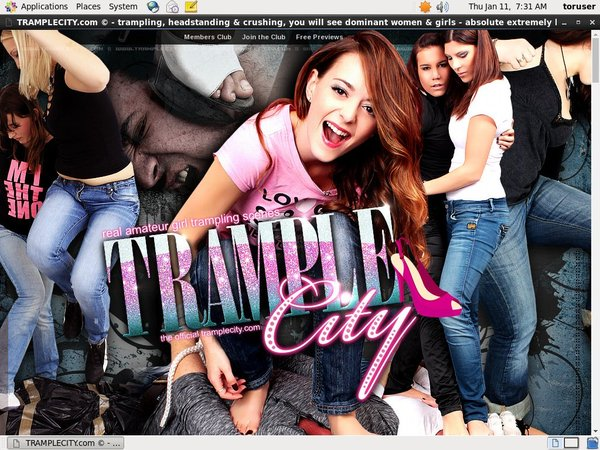 Trample City Join Now